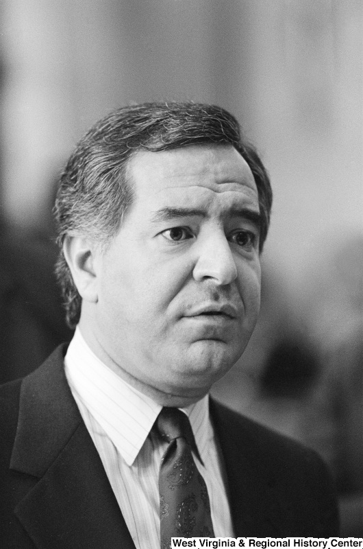 Photograph of Congressman Nick Joe Rahall